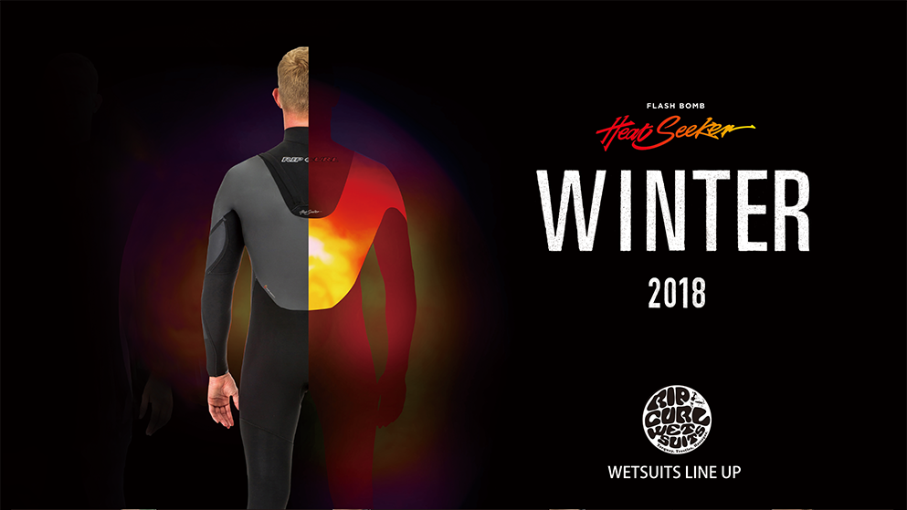 WETSUITS SPRING-SUMMER2017